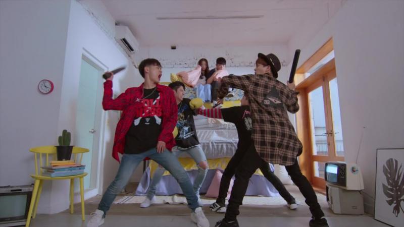 [MV] MC GREE (MC그리) _ Dangerous(이불 밖은 위험해)