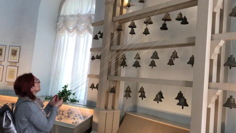 Валдай, музей колоколов, сентябрь 2017