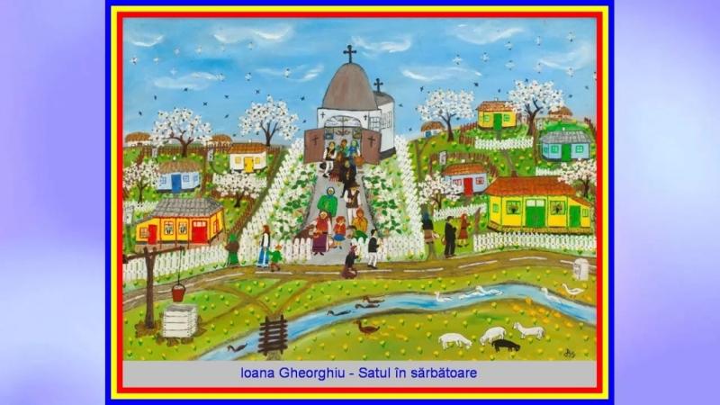 Gheorghe Gheorghe - Azi e sarbatoare mare-n sat