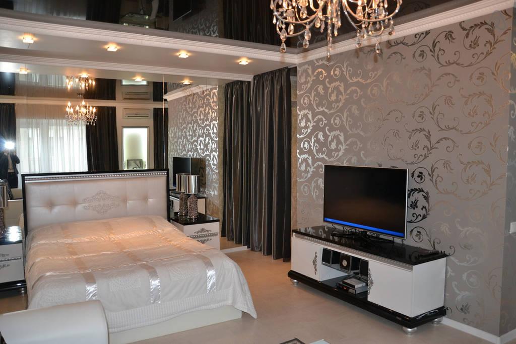 Квартира-студия без точного метража в Нижнем Новгороде.