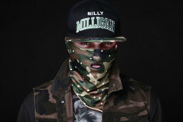 Billy milligan вверх-вниз