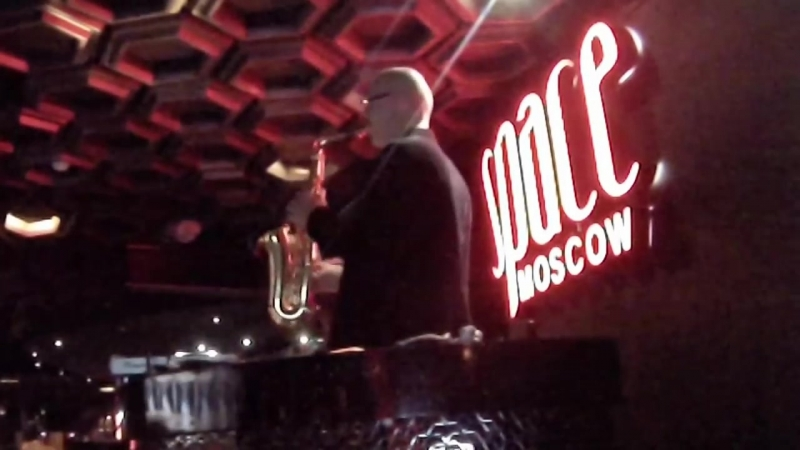 Syntheticsax Dj Sandr (Live Record Space Moscow)