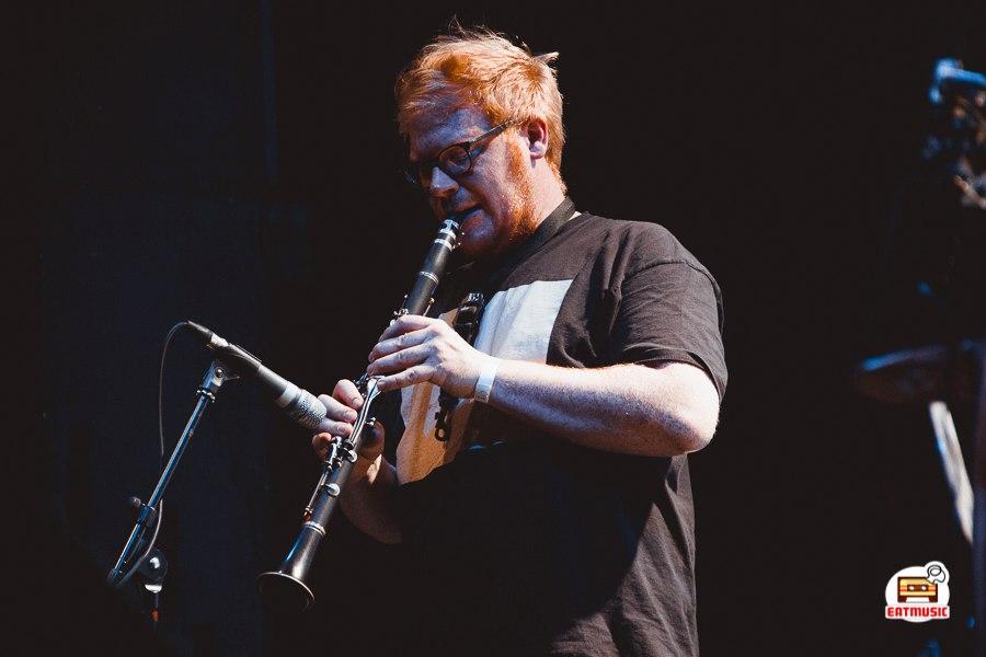 Концерт Red Snapped в Москве 22.06.2017: репортаж, фото