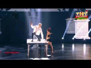 Танцы - Дима Бончинче и Алёна Двойченкова (сезон 4, серия 20)