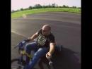 Drift trike weekend лето жара motolife катнул bike длянастроения😊 lifan gokart gopro goproloving homemade сделайс