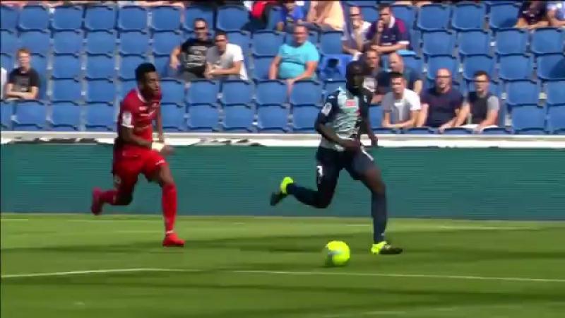 Чемпионат Франции 2016-17 Dominos Ligue 2 6-й тур Обзор матчей 12.09.2016 360p
