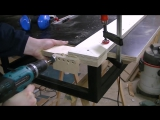 Building a Good Table Saw for Cheap (using a Router and a Drill)