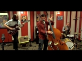 Birch Pereira &amp The Gin Joints - ''Lost Highway'' (Live Studio Session)