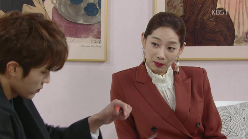 [16.11.17] KBS I Love You Even Though I Hate You, эпизод 3 (Сонёль)