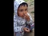 как маленький мальчик найчил материться всех детей страны)))