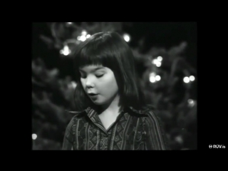 11-year old Björk​ reads the nativity story on Icelandic TV