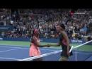 Винус вылетела с US Open