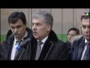 П.Н.Грудинин на Кировском заводе и в Колизее 19.01.2018 нарезка