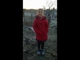 марьяна грузинская девочка поет песню Аллы