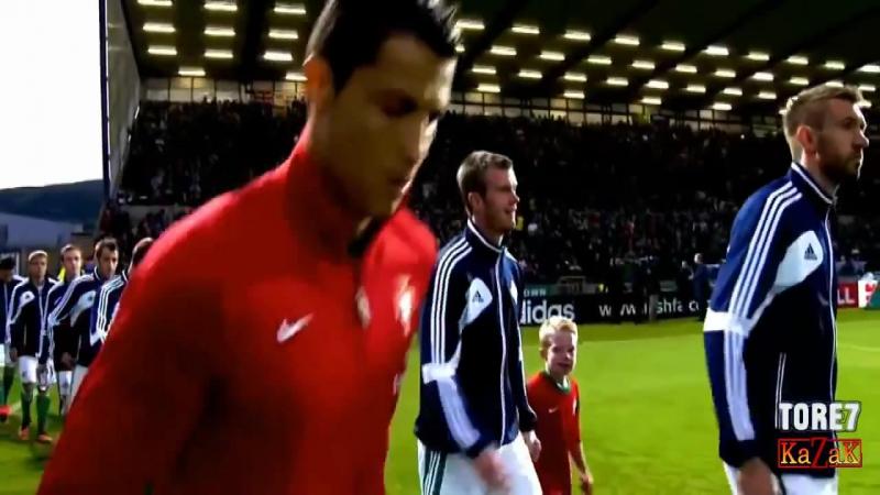 Криштиану Роналду 2014 - Финты и голы ( Избранные )