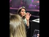 Лана с фанатами (Live @ «Little Caesars Arena» / «LA To The Moon Tour»)