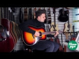 Гитарум - экспресс тест гитары Crafter D-8 TS