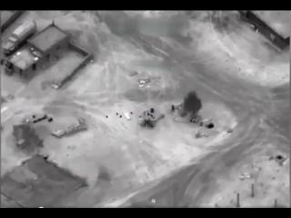 первые кадры удара по российским наемникам ЧВК Вагнера.