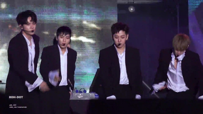 Fancam 171104 SKA Festival INTRO focus 노태현 Cr OZO TAEHYUN