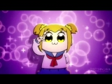 Отсылка Pripara в аниме-сериале Pop Team Epic