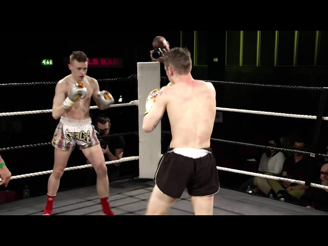 Ahern v Le Maire - Semi Final 1. 4 man 48kg K1 Tournament. Stand and Bang Final, 27th February 2016