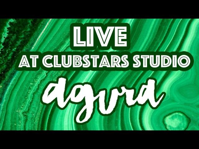 Agura - Fight Club (live at clubstars.ru studio)