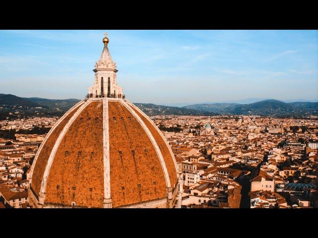 Флоренция и Орвието, Путешествие по Италии / Florence, traveling Italy . Sam Kolder inspired video