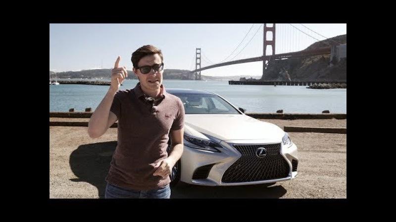 Царь комфорта и спокойствия – новый Lexus LS500 2018. Тест-драйв и обзор