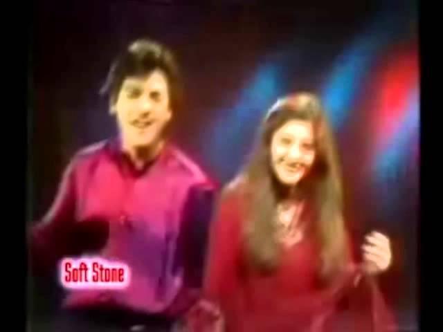 Nazia hassan zoheb hassan - tere kadmon ko (1980) stereo