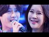 김희철, 백지영 앞에서 수줍은 열창  '내 생에 봄날은 간다' 《Fantastic Duo 2》 판타스틱 &