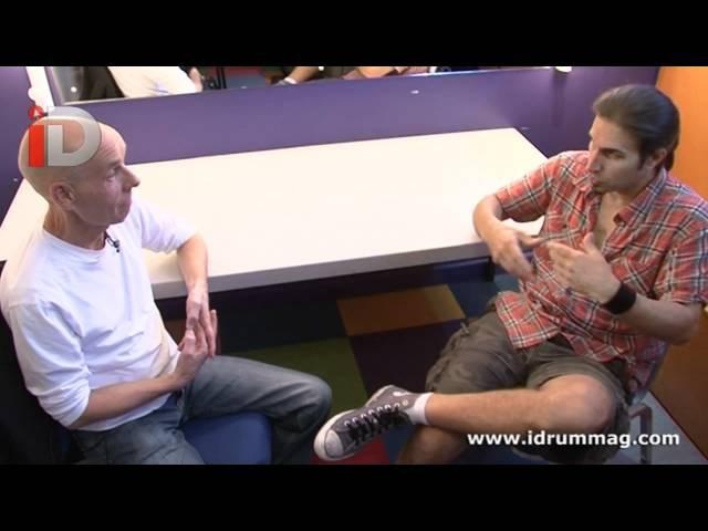 John Bonham Tribute - Brian Tichy Interview With Ian Croft iDrum Magazine