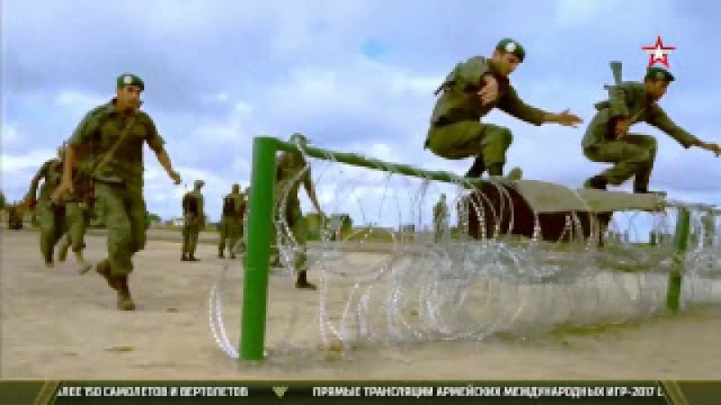 Танковый Биатлон Финал | АрМИ-2017 | The International Army Games 2017