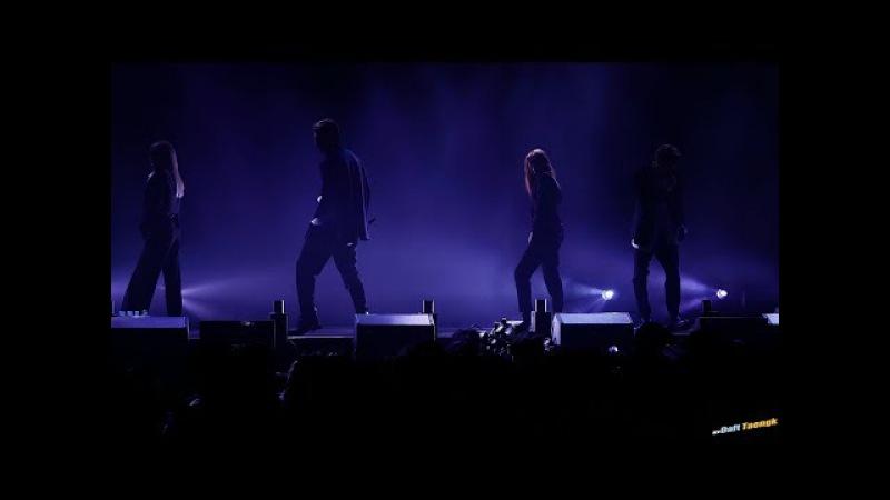 171121 KARD 'RUMOR' @2nd 미니 앨범쇼케이스 4K 직캠 by DaftTaengk