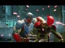 Обновление Marvel Strike Force Геймплей Трейлер