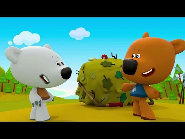 Ми-ми-Мишки Грибы и Листья. Мультики для детей и малышей. Интерактивная История ...