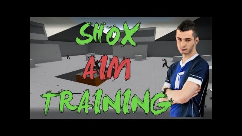 CSGO Aim Training Titan shox