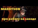 Мэддисон про свою работу на заводе
