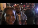 Christina Milian talks about her friend Karrueche Tran outside Catch Restaurant in West Hollywood