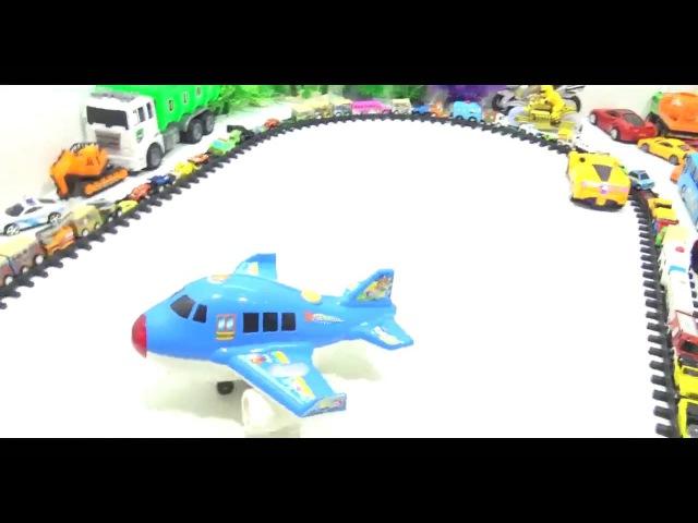 Transformers ludiloj -aŭtoj kaj aviadiloj danci kune Ludilo rakontoj Toy Story 571[Ludiloj].mp4