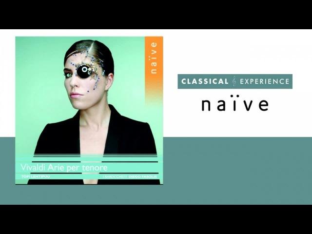 Vivaldi - Arie per tenore