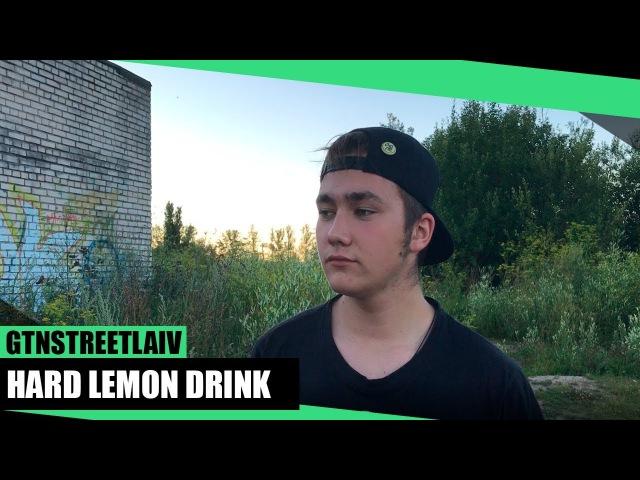 GTN STREET LAIV | HARD LEMON DRINK 1