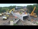 Cтроительство тоннеля за 2 дня! (timelapse video)