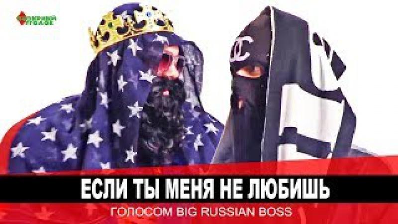 «ЕСЛИ ТЫ МЕНЯ НЕ ЛЮБИШЬ» голосом BIG RUSSIAN BOSS [Закажи Козырного 2]