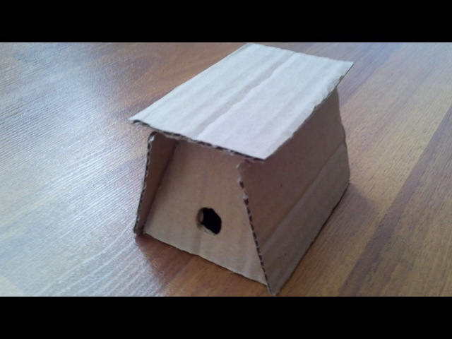 Как сделать дольмен из картона. Как сделать поделку из картона