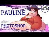 Pauline (Donkey Kong) After Photoshop