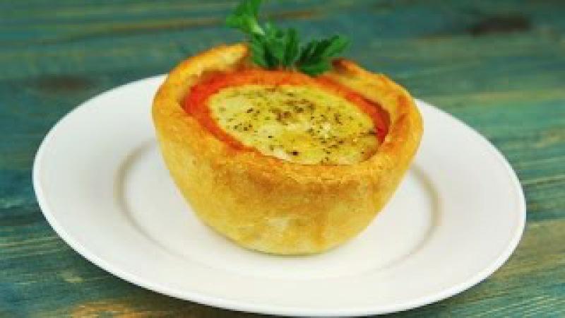 Запеченные помидоры с сыром - Рецепты от Со Вкусом