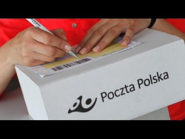 Посилка з Польщі в Україну 40 зл