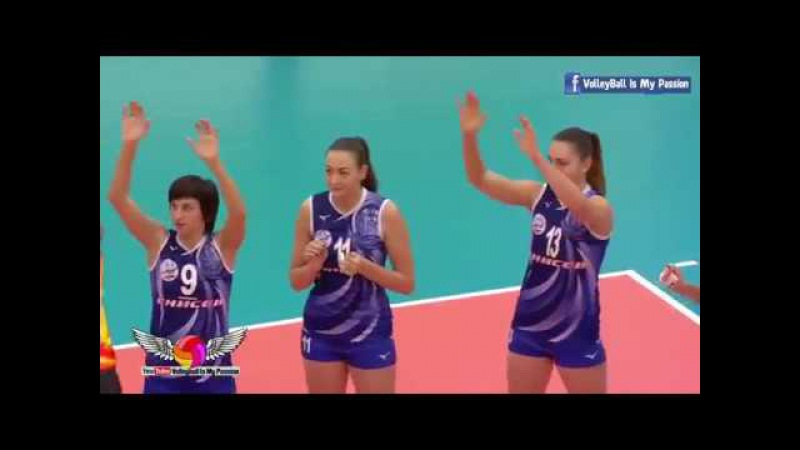 [HD] Enisey vs Dynamo-Metar | 14-11-2017 | Russian Superleague Womens Volleyball 2017/2018