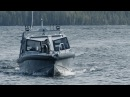 Алюминиевый катер Anytec 868 CAB Купить катер из Швеции Обзор катера