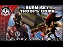 Burn Sky Troops Down - Linkin Park vs Shadow The Hedgehog